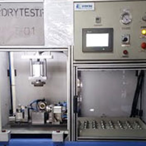 Water Pump Dry Testing Machine